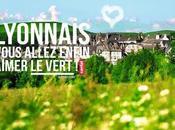 CantalTourisme cible lyonnais avec humour Lyonnais vous allez enfin aimer vert