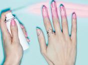 Beauté vernis ongles spray