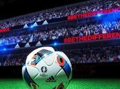 Découvrez Beau ballon officiel l'Euro 2016