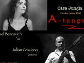 Guitare voix Casa Jungla demain l'affiche]