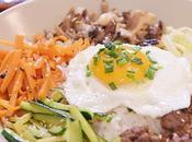 BIBIMBAP signe gourmand d'une soirée coréenne Atelier 750g