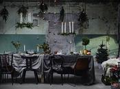 Christmas table setting Artilleriet