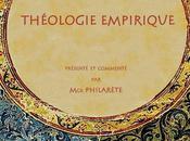 Théologie empirique Jean Romanidès