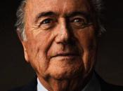 Sepp Blatter Personnalité l'année hebdo suisse