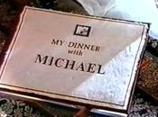 Remember: dinner with Michael Jackson, mars 1992