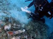 épaves trouvées même site Egée