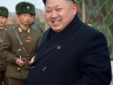 survol Corée Nord hélicoptère