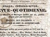première MENTION d'un pseudonyme Gérard Labrunie: Gerval....