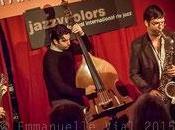 Márton Juhász's Meeting Point 13/11/2015 Festival Jazzycolors