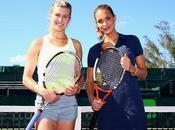 Hannah Davis joueuse tennis confirmée