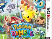 Pokémon Rumble World Version complete bientôt
