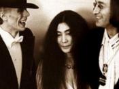 Yoko publie photo trafiquée montrant avec David Bowie