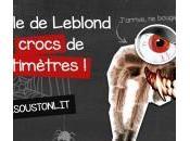 mygale Leblond plus grosse araignĂŠe monde