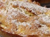 Gâteau doudou pommes vanille