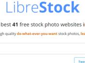 Trouver photos libres temps record avec LibreStock