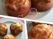 Gâteaux yaourt pommes