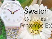 Montres Swatch Printemps-Été 2016 Flower Power