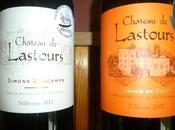 vins rouges Château Lastours Corbières)