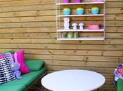 idées jardin pour mini balcon