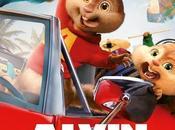 ALVIN CHIPMUNKS fond caisse Notre avis film idéal pour Ciné famille