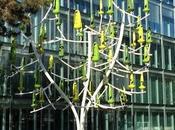 L'arbre vent pour produire énergie
