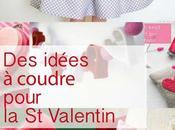 projets couture pour Valentin