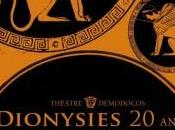 DIONYSIES, Festival théâtre antique Paris mars avril 2016