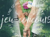 JEU-CONCOURSE FACEBOOK gagner séance photos couple joli bouquet fleurs.