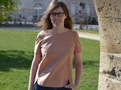 blouse Cézembre printanière