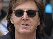 L'ex-Beatles Paul McCartney produire Paris Bercy 2016