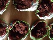 Cupcakes chocolat sans sucre