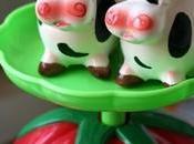 """Tartelettes ricotta, tomates cerise croustillant d'amandes pour """"Qui veut fromage?"""""""
