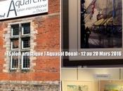 [Sortie artistique] Salon Aquasol 2016 Douai Inélégante organisation