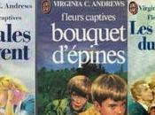 Lecture commune saga Fleurs captives Virginia Andrews