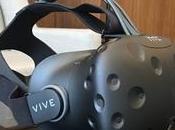 casque réalité virtuelle Vive