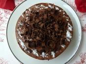Entremets avec crème mousseline citron mousse chocolat pour Pessah sans farine gluten