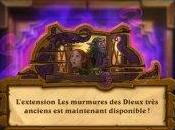 Actu Blizzard L'extension Hearthstone