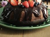 Spring Cake Chocolat Fraise Myrtille Porto