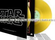 [Précommande] Vinyle doré Star Wars Beauté, limité qualité