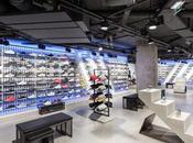 Adidas dévoile nouveau flagship