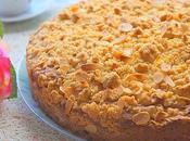 Gâteau façon crumble myrtilles