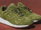 "Saucony Shadow 6000 Olive ""Packer Exclusive"""