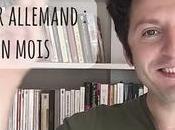 Apprendre parler allemand: bilan après mois