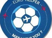 aéroports français sont habillés pour l'euro 2016