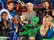 SUPER HEROS imbéciles