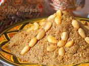 Sellou traditionnel sans beurre sucre