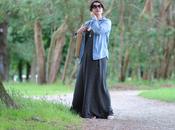 Look robe longue Shein