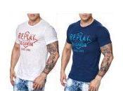 tee-shirt vêtement indispensable dans dressing d'un homme
