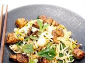 S'il fait beau, idée salade asiatique