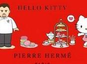 Pause gourmande avec Pierre Hermé Hello Kitty